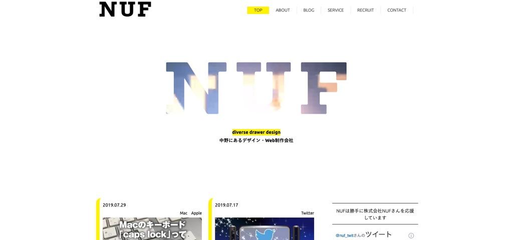 株式会社NUF