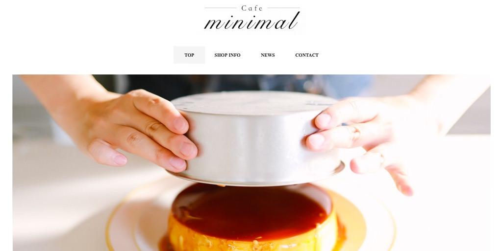 Minimal Cafe