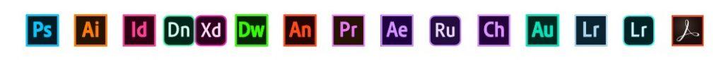 Adobe CC コンプリートプラン